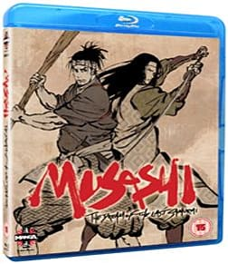 MUSASHI THE DREAM OF THE LAST SAMURAI Blu-ray