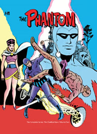The Phantom The Complete Series: The Gold Key Years Volume 1 Books
