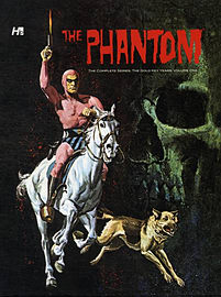 The Phantom: The Complete Newspaper Dailies Volume 1 2nd Ed (1936-1937) (Hardcover) Books