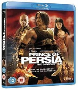 Prince of Persia: The Sands of Time [Blu-ray] Blu-ray