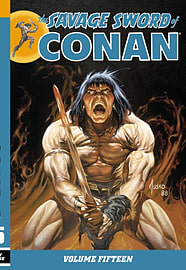 The Savage Sword of Conan Volume 2 (Paperback) Books