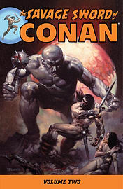 The Savage Sword of Conan Volume 3 (Paperback) Books