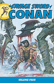 The Savage Sword of Conan Volume 7 (Paperback) Books