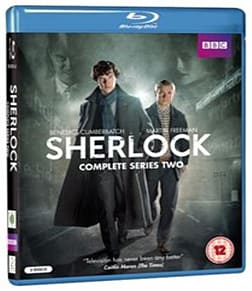Sherlock - Series 2 [Blu-ray] Blu-ray