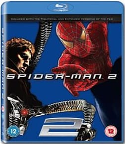 Spider-Man 2 [Blu-ray] [2004] Blu-ray