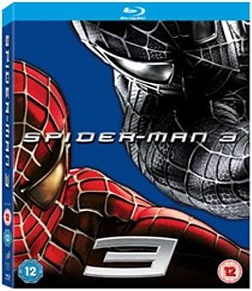 Spider-Man 3 (2007) [Blu-ray] Blu-ray