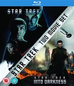 Star Trek / Star Trek Into Darkness Double Pack [Blu-ray] [2009] [Region Free] Blu-ray