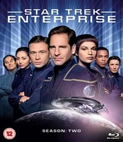 Star Trek: Enterprise - Season 2 [Blu-ray] [2002] [Region Free] Blu-ray