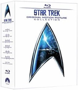 Star Trek: Original Motion Picture Collection 1-6 [Blu-ray] [2009] Blu-ray