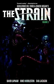 The Strain Volume 3 The Fall (Paperback) Books