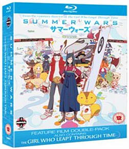 Summer Wars / The Girl Who Leapt Through Time [Blu-ray] Blu-ray