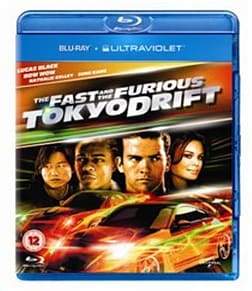 The Fast And The Furious - Tokyo Drift [Blu-ray] [Region Free] Blu-ray