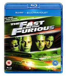 The Fast And The Furious [Blu-ray] [Region Free] Blu-ray