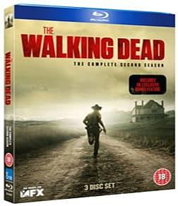 The Walking Dead - Season 2 [Blu-ray] Blu-ray