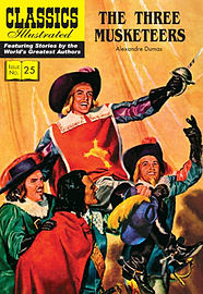 The Three Musketeers (Graffex) (Paperback) Books