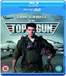 Top Gun (Blu-ray 3D) [1986] [Region Free] Blu-ray