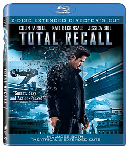 Total Recall (Blu-ray + UV Copy) [2012] Blu-ray