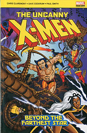 The Uncanny X-Men: Days of Future Past (Paperback) Books