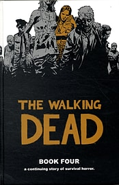 The Walking Dead Book 5 (Hardcover) Books
