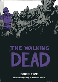 The Walking Dead Book 6 (Hardcover) Books