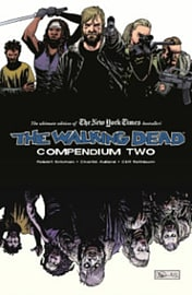 The Walking Dead Omnibus Volume 1 HC (New Printing) (Hardcover) Books