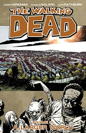 The Walking Dead Volume 17 TP: Something to Fear (Paperback) Books