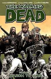 The Walking Dead Volume 2: Miles Behind Us (Paperback) Books