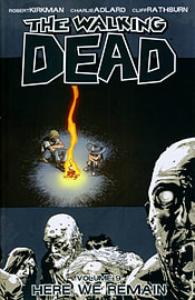 The Walking Dead 100 Project TP (Paperback) Books