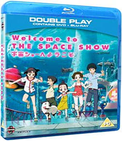 Welcome To The Space Show Double Play (Blu-Ray) Blu-ray