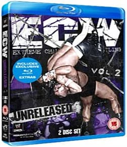 WWE: ECW - Unreleased Vol. 2 [Blu-ray] Blu-ray