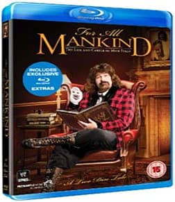 WWE: For All Mankind - The Life And Career Of Mick Foley [Blu-ray] Blu-ray