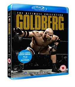WWE: Goldberg - The Ultimate Collection [Blu-ray] Blu-ray