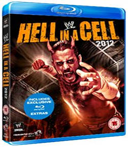 WWE: Hell In A Cell 2012 [Blu-ray] Blu-ray