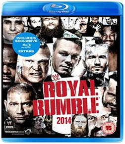 WWE: Royal Rumble 2014 [Blu-ray] Blu-ray