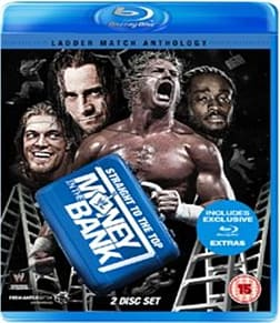 WWE: Straight To The Top: The Money In the Bank Ladder Match Anthology [Blu-ray] Blu-ray