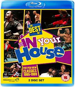 WWE: The Best Of In Your House [Blu-ray] Blu-ray