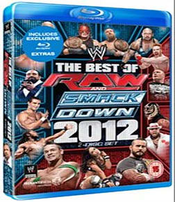 WWE: The Best Of Raw And Smackdown 2012 [Blu-ray] Blu-ray