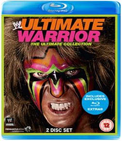 WWE: Ultimate Warrior - The Ultimate Collection [Blu-ray] Blu-ray