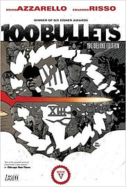 100 Bullets: The Deluxe Edition Book 5 HC (Hardcover) Books