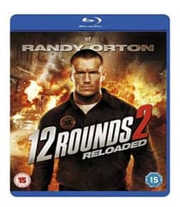 12 Rounds 2: Reloaded [Blu-ray] Blu-ray
