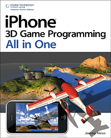 iPhone 3D Game Programming All In One (Paperback) Books