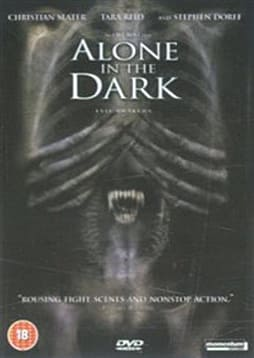 Alone In The Dark [DVD] DVD