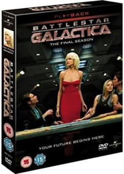 Battlestar Galactica - The Final Season (Season 4, Part Two) [DVD] [2009] DVD