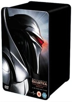 Battlestar Galactica: The Complete Series [DVD] [2004] DVD
