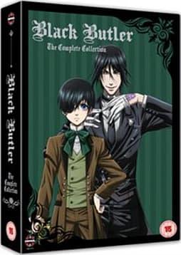 Black Butler Complete Series Box Set [DVD] DVD