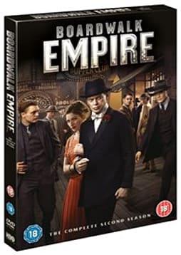 Boardwalk Empire - Season 2 (HBO) [DVD] [2012] DVD