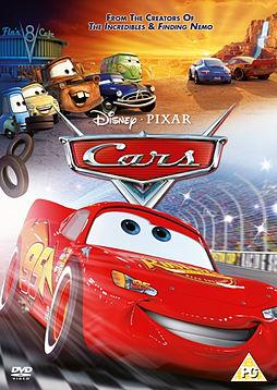 Cars [DVD] (2006) DVD