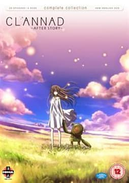 Clannad After Story Complete Series Collection [DVD] DVD