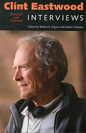 Clint Eastwood: Interviews, Revised and Updated (Conversations with Filmmakers) (Paperback) Books