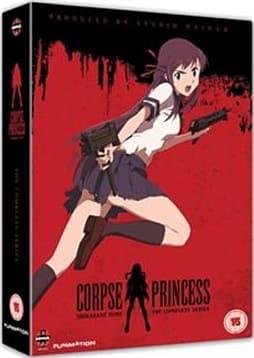 Corpse Princess (Shikabane Hime) - Complete Series [DVD] DVD